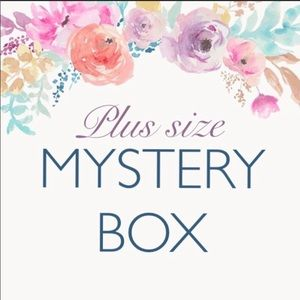 Other - 🌟 PLUS SIZE MYSTERY BOX 🌟